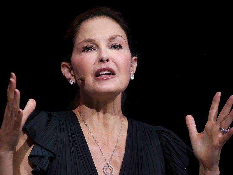 Ashley Judd is suing Harvey Weinstein over an alleged smear campaign
