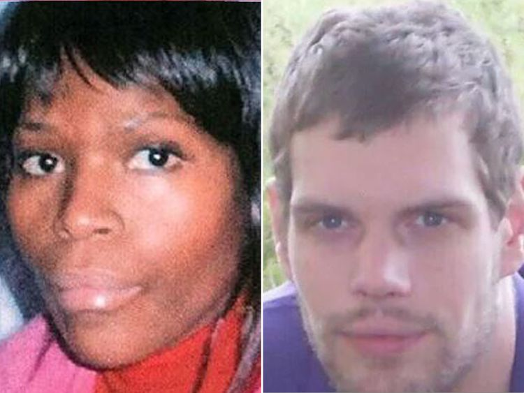 Berlinah Wallace, 48, is charged with murdering Mark Van Dongen, 29