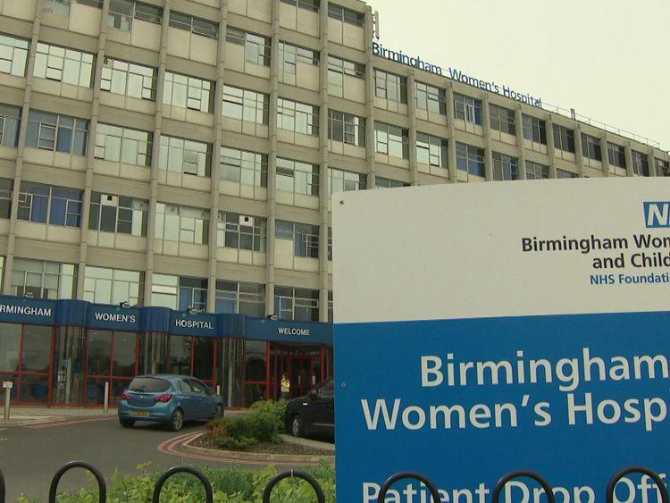 Birmingham Women's & Children's NHS Trust
