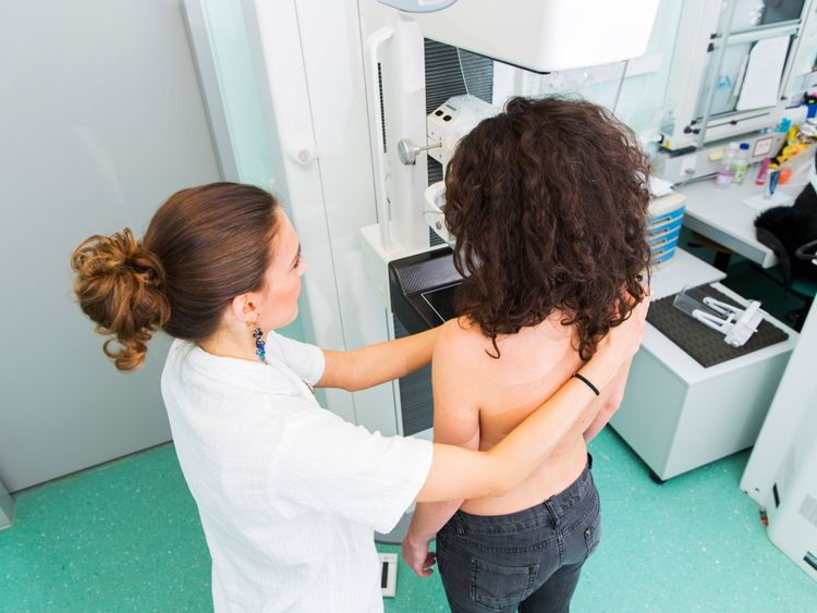 Women are urged to avoid catch-up breast screening