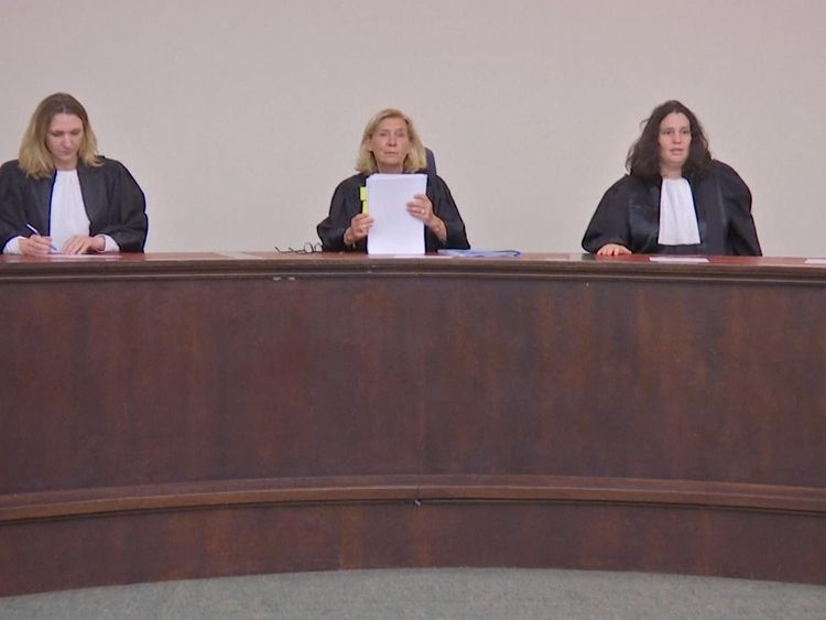 18 of the 19 people were acquitted by a tribunal