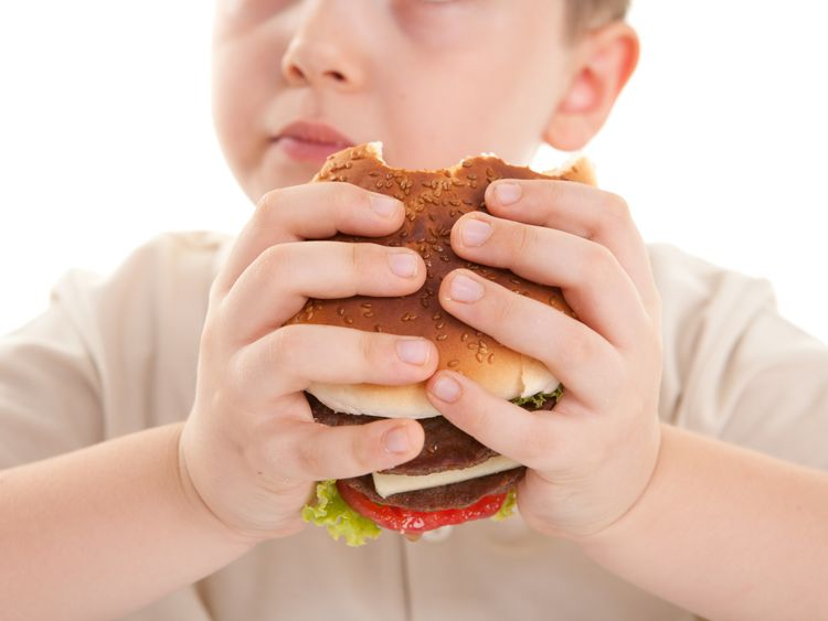 22000 children severely obese when they leave primary school
