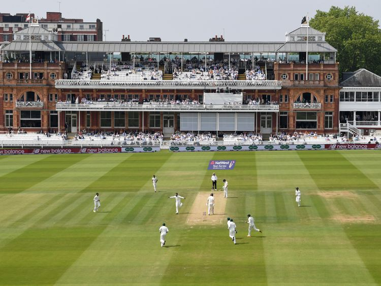 England players were alleged to have conspired to spot-fix. File pic