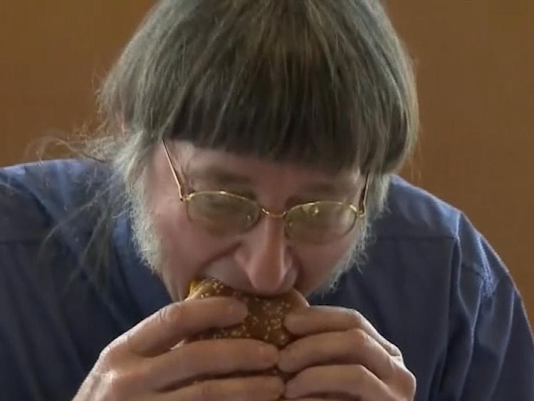 Don Gorske says a Big Mac is his 'perfect food'