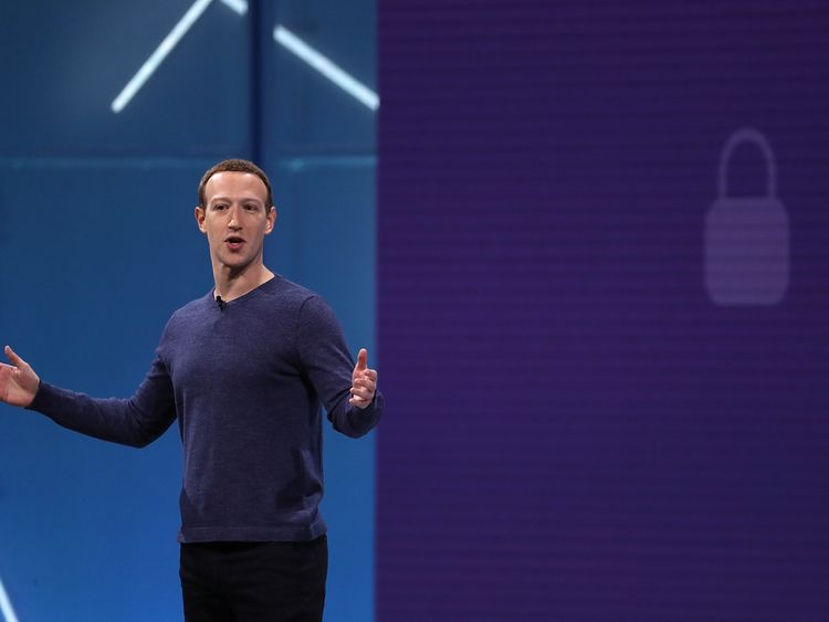 Facebook uncovers rogue political campaigning ahead of U.S.  midterm elections