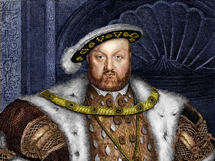 King Henry VIII ordered the death in a letter in 1536