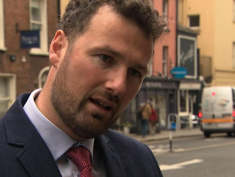 Dr Andrew O'Regan said abortion meant ending the life of a patient