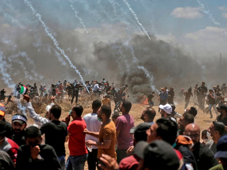 United Kingdom calls for independent probe after Gaza killings