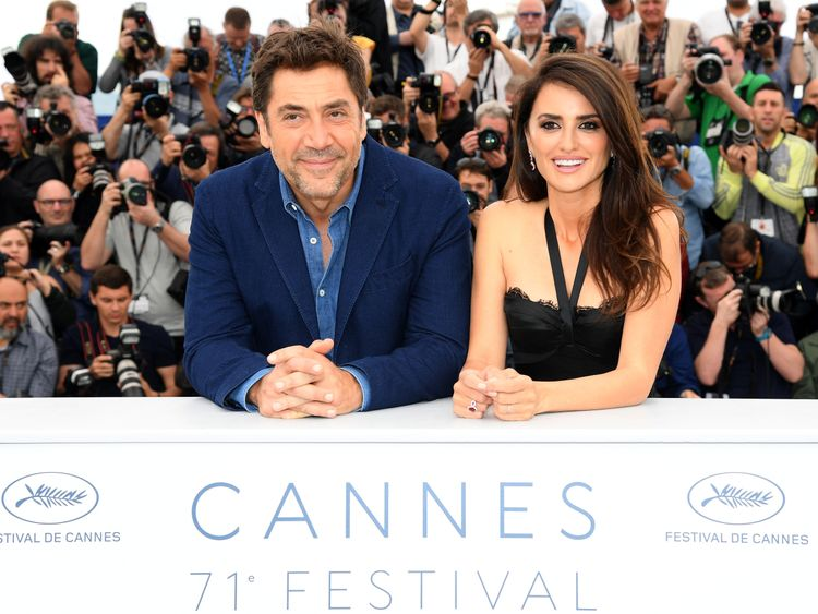 Bardem wants more action on plastic pollution