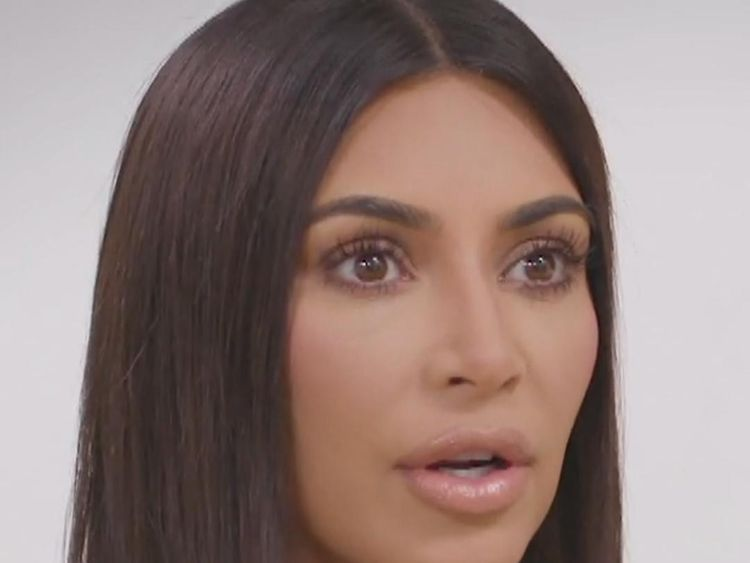 Kim Kardashian West doesn't like shopping as much as she used to