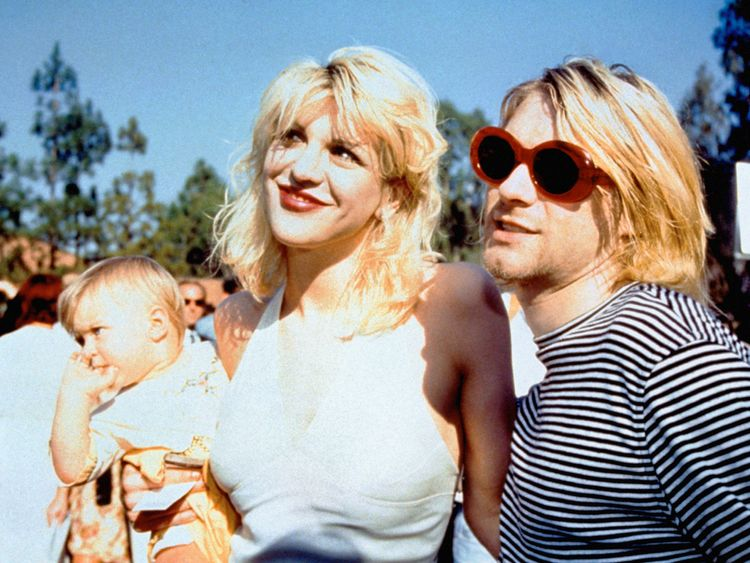 Courtney Love 'tried to have son-in-law killed'