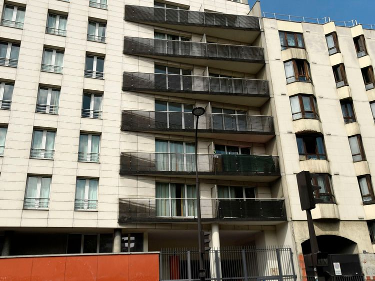 Immigrant 'Spider-Man' rescues dangling child scaling 4-storey building in Paris