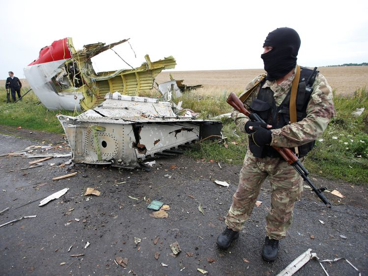 Missile that downed Malaysia Airlines MH17 came from Russian military