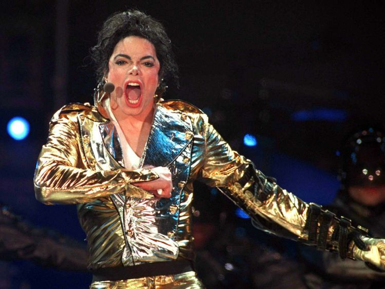 Michael Jackson was known for his impressive dance moves