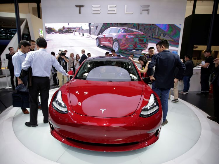 Tesla has experienced serious production problems with the Model 3