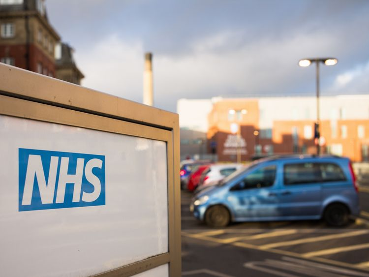 May pledges £20bn NHS spending boost