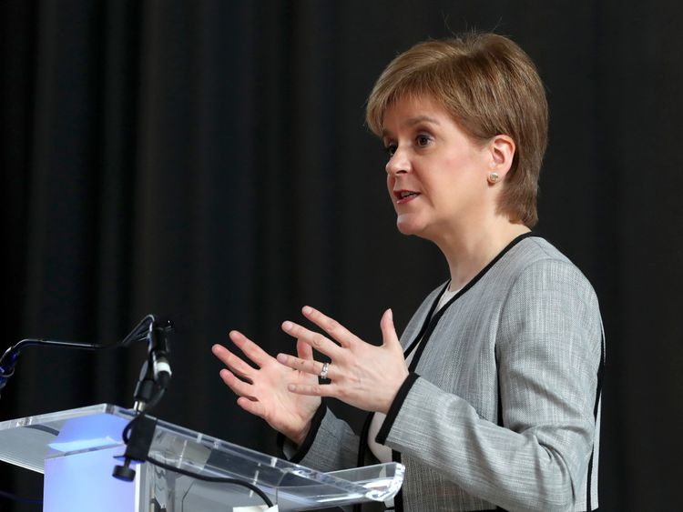 SNP storm out of Commons in bizarre speaker row