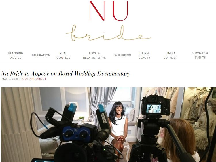 Nova Reid launched her blog Nubride.com after she got engaged in 2011