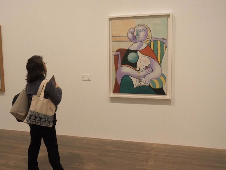 Picasso 1932 - Love, Fame, Tragedy at the Tate Modern until 9 September.