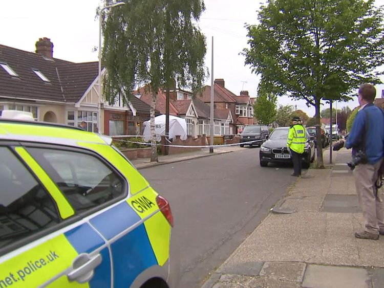 "An 85-year-old woman has been found dead at her home after suffering serious injuries in a ""cowardly assault"", police have said. - sky rushes"