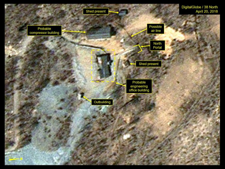 What we know about N Korea's secretive nuclear site