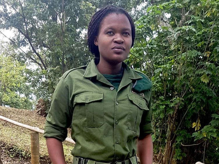 Virunga National Park Ranger, Rachel Masika Baraka, killed in action