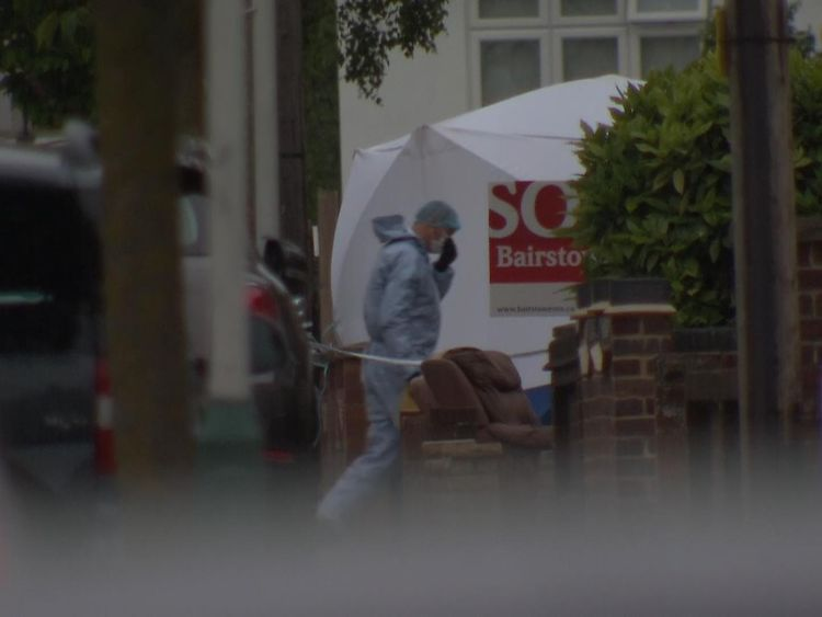 """An 85-year-old woman has been found dead at her home after suffering serious injuries in a """"cowardly assault"""", police have said. - sky rushes"""