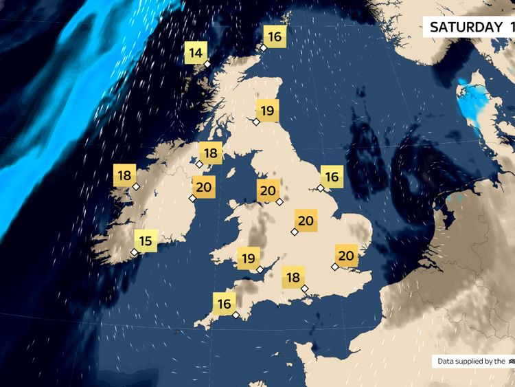 The snow is melting and we're looking at some great weather tomorrow night  for