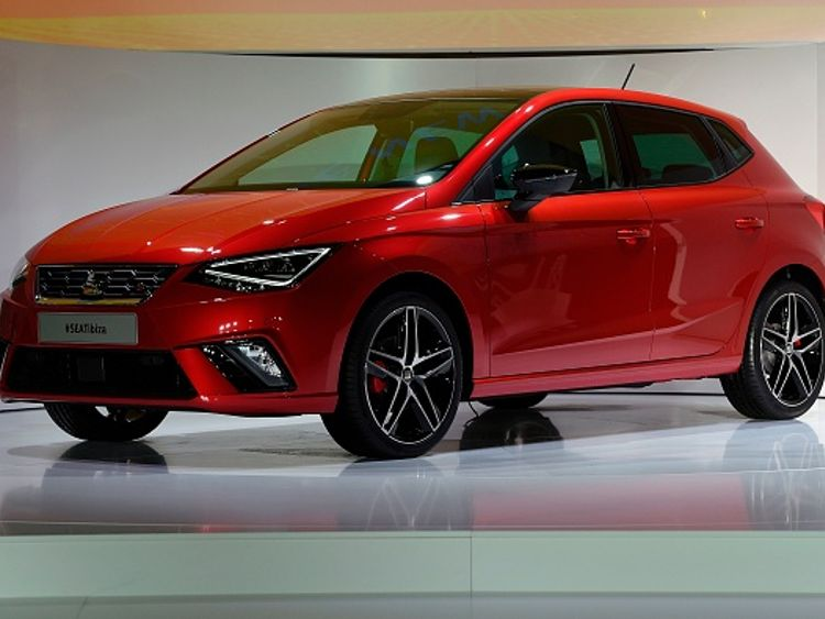 The VW Group's recently sold Seat Ibiza models are also part of the affected recall