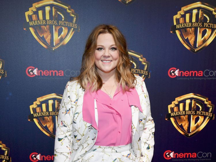 Melissa McCarthy will star in The Happy Time Murders