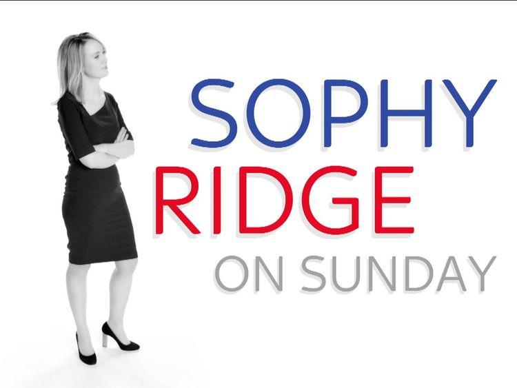 Sophy Ridge on Sunday is back