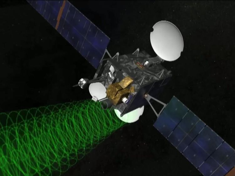 UK is considering launching a rival satellite navigation system to the EU's Galileo project