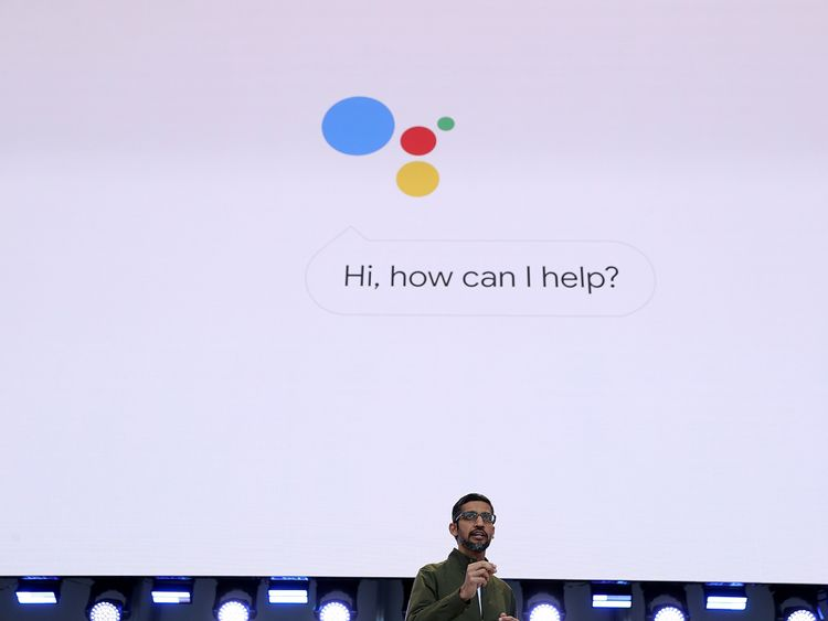 The rise of voice search puts pressure on Google