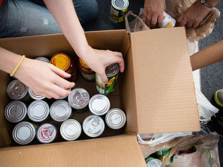 People in Sweden will be told to prepare emergency boxes, including canned food