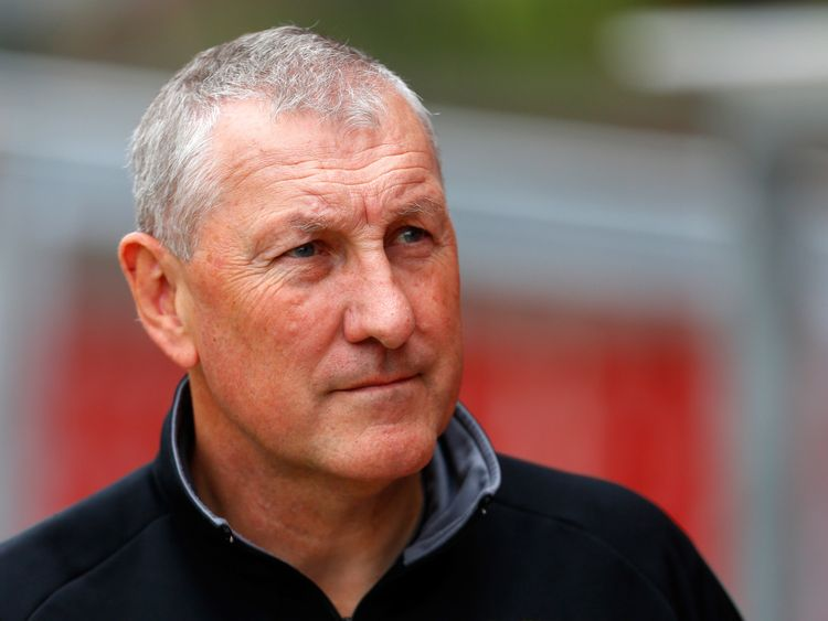 Terry Butcher said his son was a victim of the war