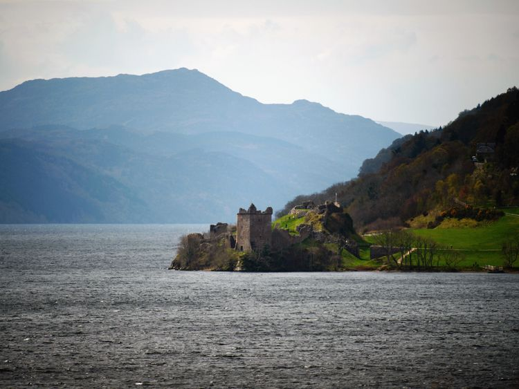 Loch Ness Monster search: DNA tests in lake