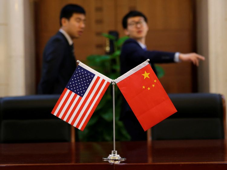 Chinese media says United States  has 'delusions', urges focus on domestic development