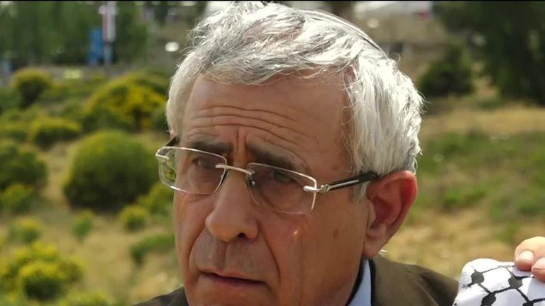 Dr Mordechai Kedar