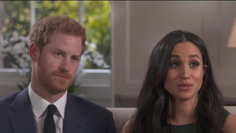 Prince Harry and Meghan Markle get married soon - here's how they met.