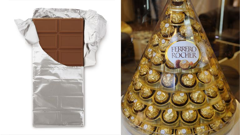 Thameslink jokingly said its service was 'less Ferrero Rocher and more Poundland cooking chocolate'