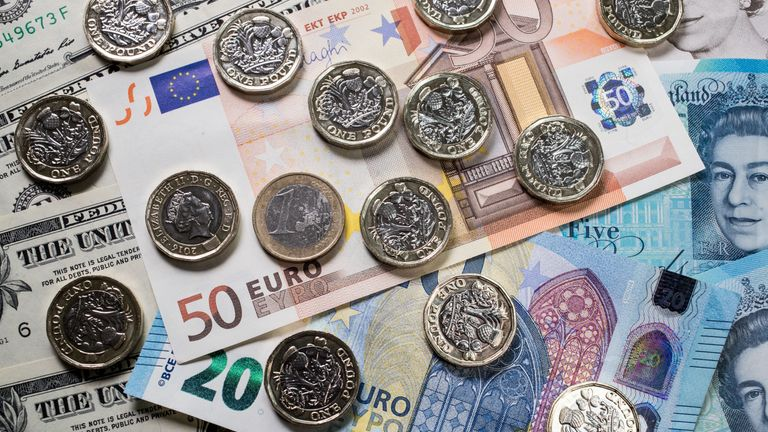 euro pound