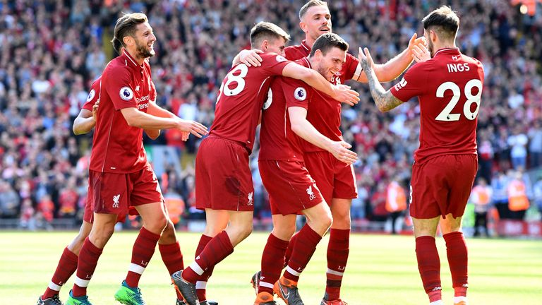 Highlights Liverpool 4-0 Brighton                                       Highlights Liverpool 4-0 Brighton