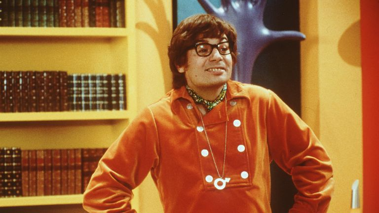 Myers in 1999's Austin Powers: The Spy Who Shagged Me