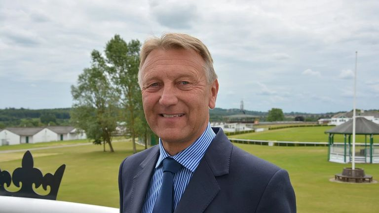 Barry Dodd CBE has been named as the pilot who died in a helicopter crash in North Yorkshire