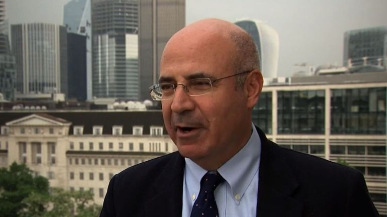 Bill Browder has said if you want 'go after Putin, you go after the oligarchs'