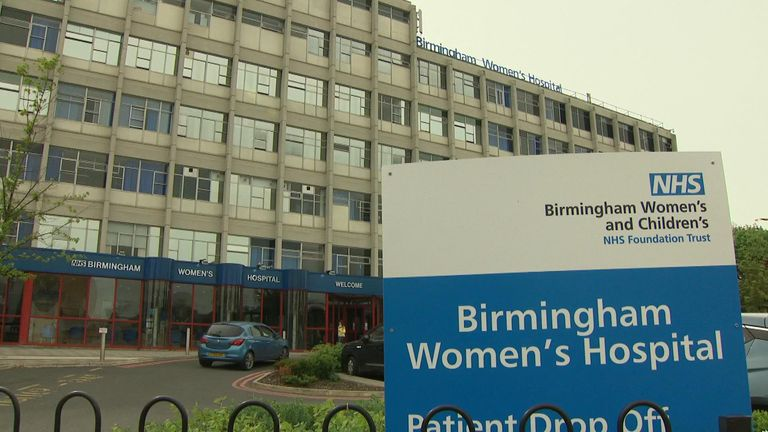 Birmingham Women's & Children's NHS Trust