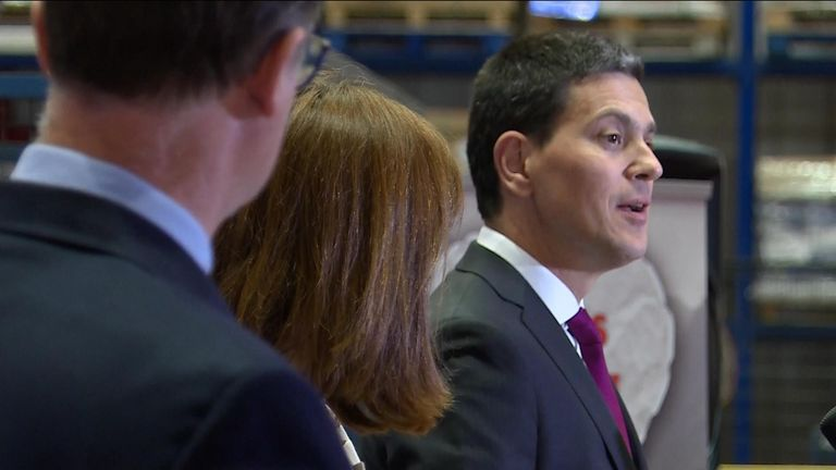 David Miliband, Nick Clegg and Nicky Morgan warn against 'hard Brexit'