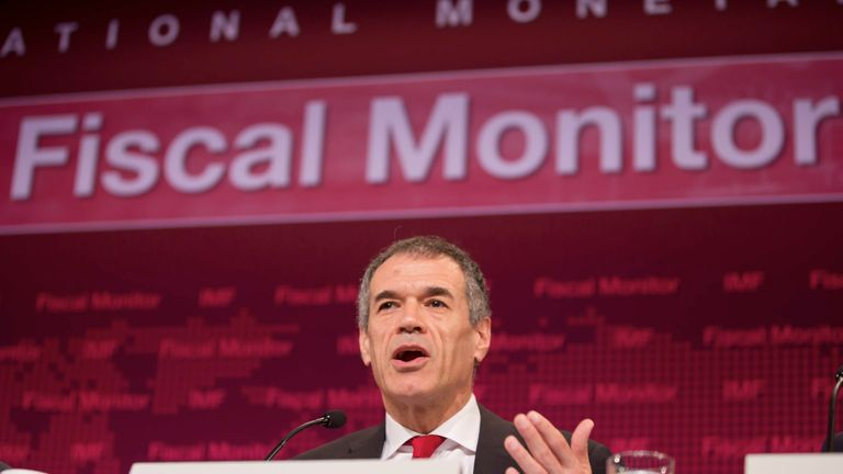 Former IMF economist Carlo Cottarelli could be Italy's new PM