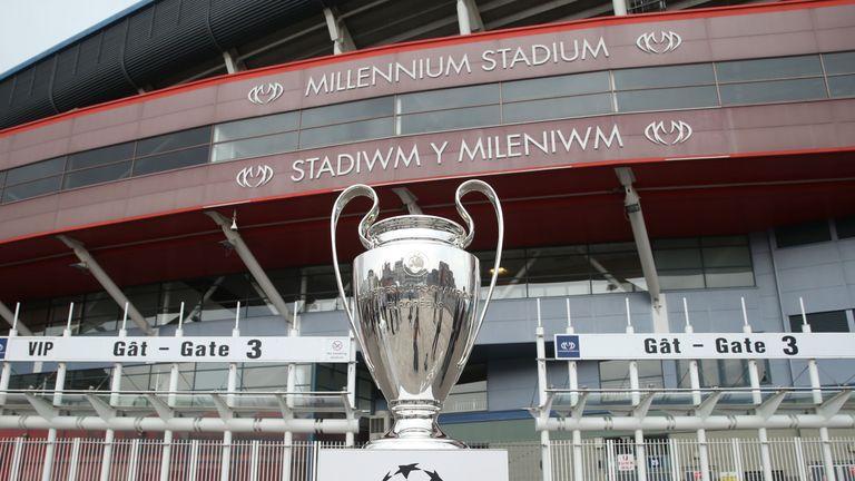 2017 UEFA Champions League Final Host Stadium. Cardiff