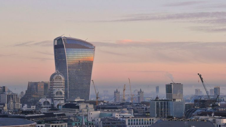 City lines up Refinitiv exec for key post-Brexit Brussels